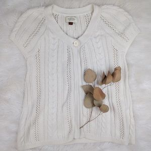 Sonoma cable knit cardigan